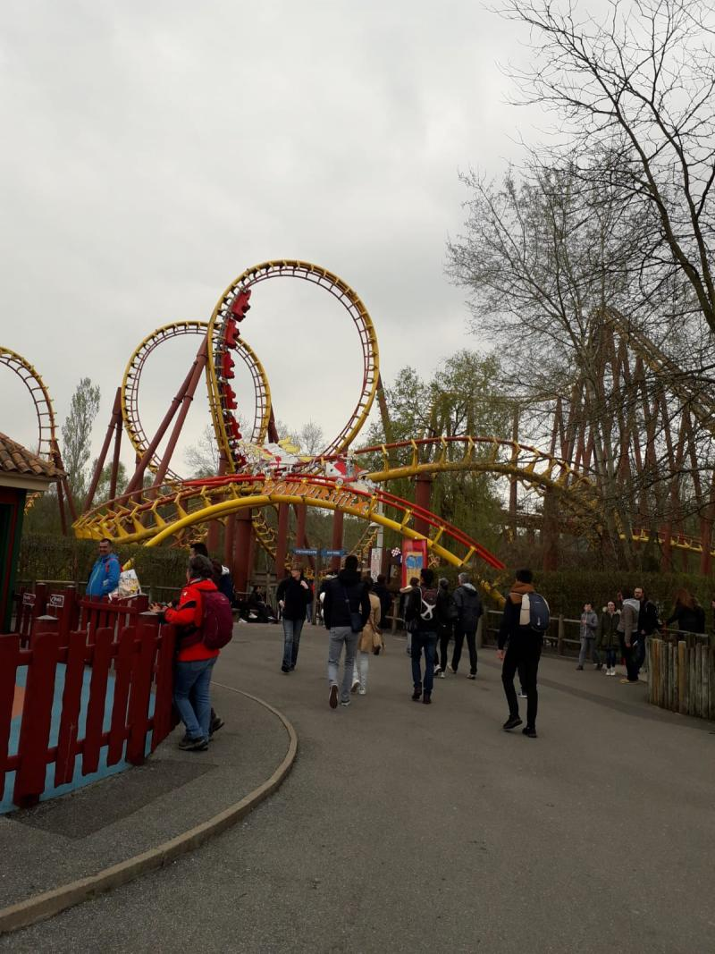 Excursion au Parc Astérix